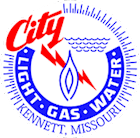 CITY  LIGHT GAS WATER