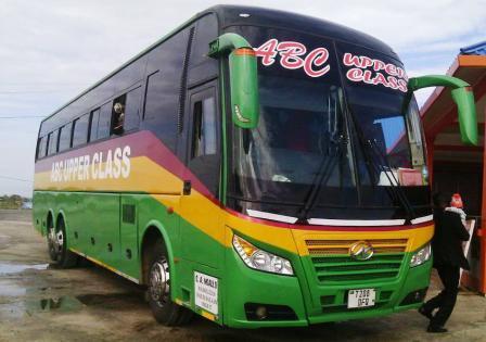 ABC Upper Class Bus
