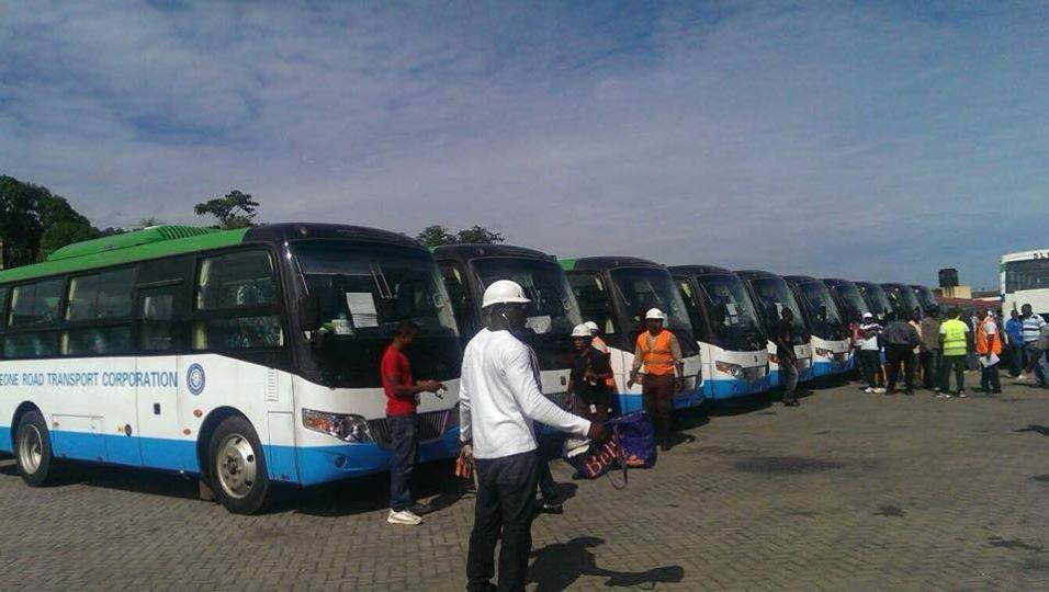 Sierra Leone Road Transportation Corporation (SLRTC)